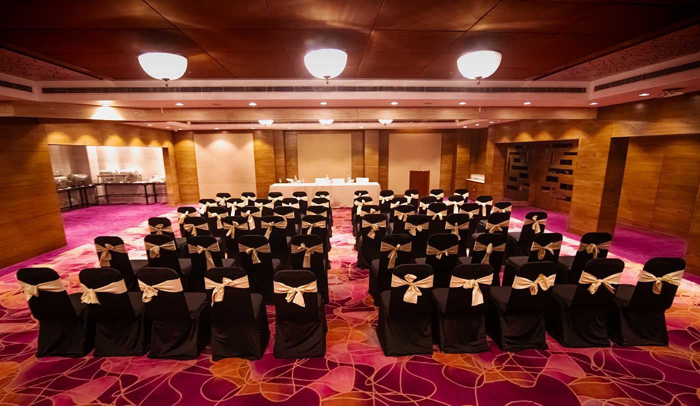 Banquets & Meeting Rooms